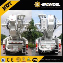zoomlion concrete pump/left hand concrete pump/concrete pump mixer truck